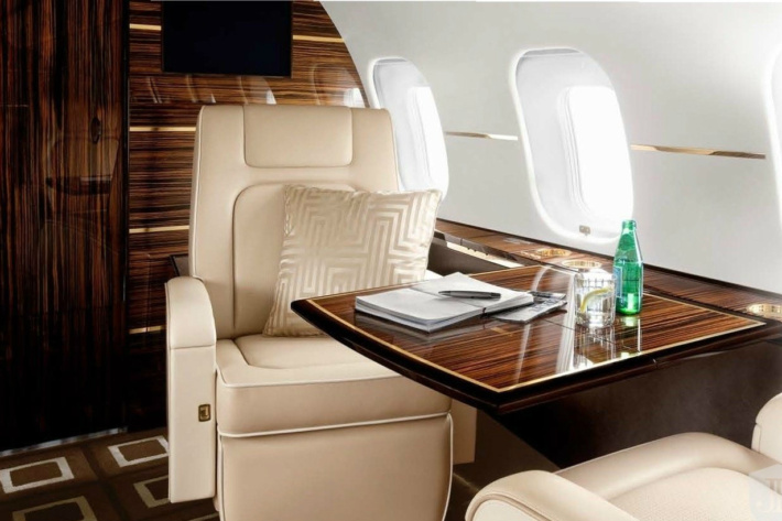 private jet charter for executives-bombardier-4