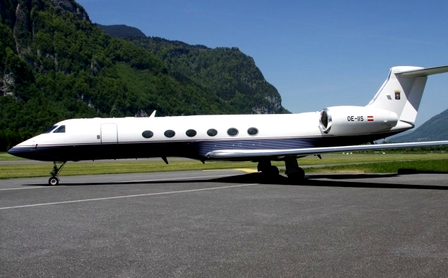 How much is a private jet to buy: prices. Gulfstream V for charter, London, UK, price on request.