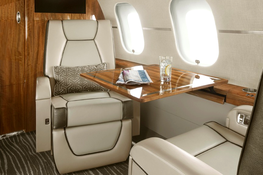 How much does it cost to charter a private jet: prices. 2014 Bombardier Global 6000, Coral Springs, FL, USA, price on request.