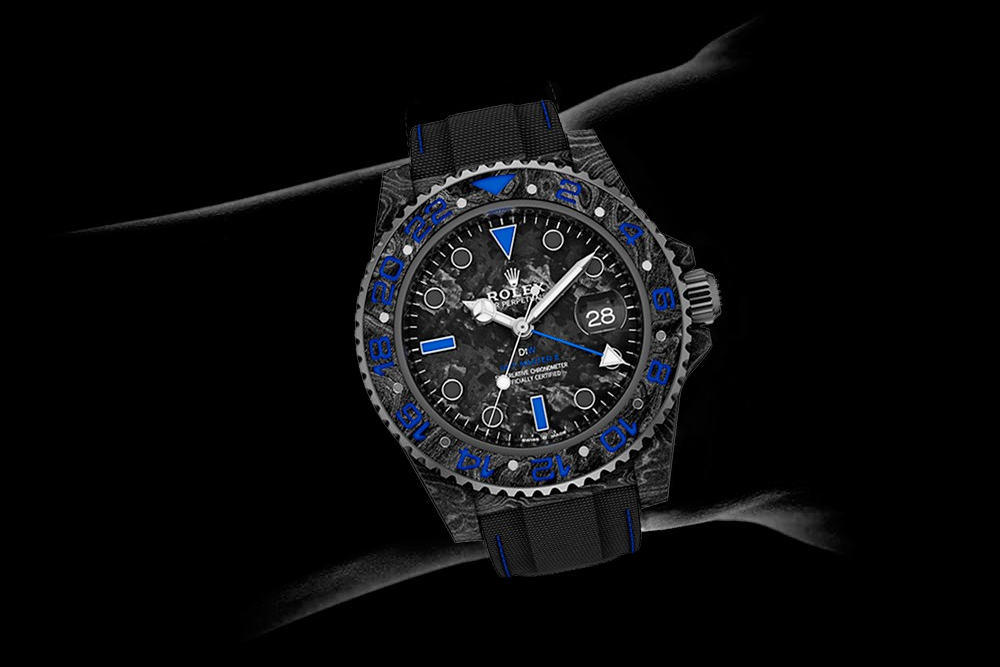 Powerful hand: Top 7 watches spotted in Forbes ()