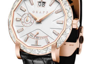 Graff GraffStar Grande Date With Diamonds Watch