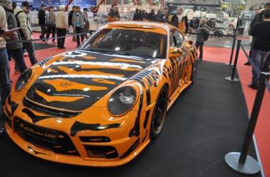 The fastest Porsche on James (video inside)