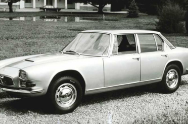 Then and Now: Five Decades of The Maserati Quattroporte.