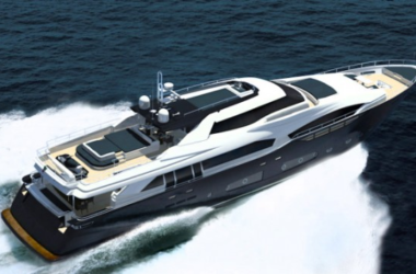 Ferretti Launches Custom Line 124'