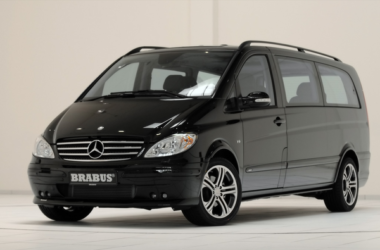 Brabus Mercedes-Benz Viano Lounge Concept