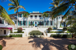 Tiger Woods' Ex-Wife Elin Nordegren is Selling Mansion in Florida.