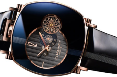 Chaumet Dandy Edition Arty Open Face Watch