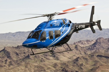 Bell 429 Light Twin Ready to Roll
