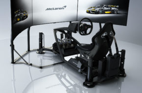 How about a McLaren Simulator for Christmas?