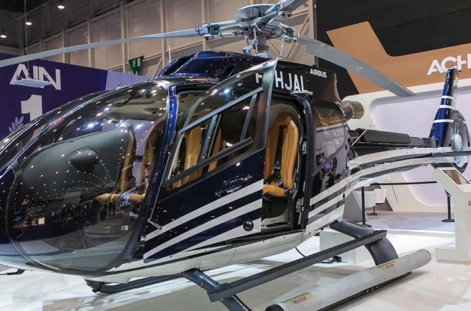 EBACE2018: Brings together the best of Business Aviation in Europe.