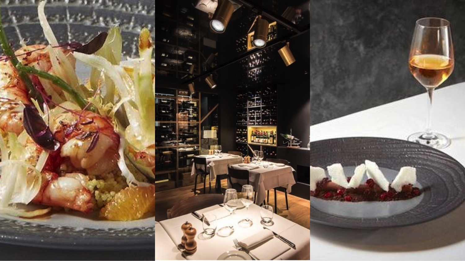 London's Finest Luxury Dining Experiences ()