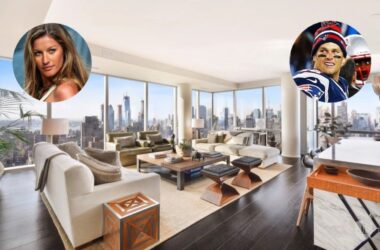 Tom Brady and Gisele Bündchen's apartment in NY back to the market.