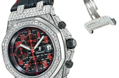 Audemars Piguet Brings Blingy Royal Oak Watch Collection back