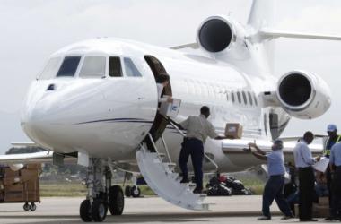 Private jets: not just for smug businessmen