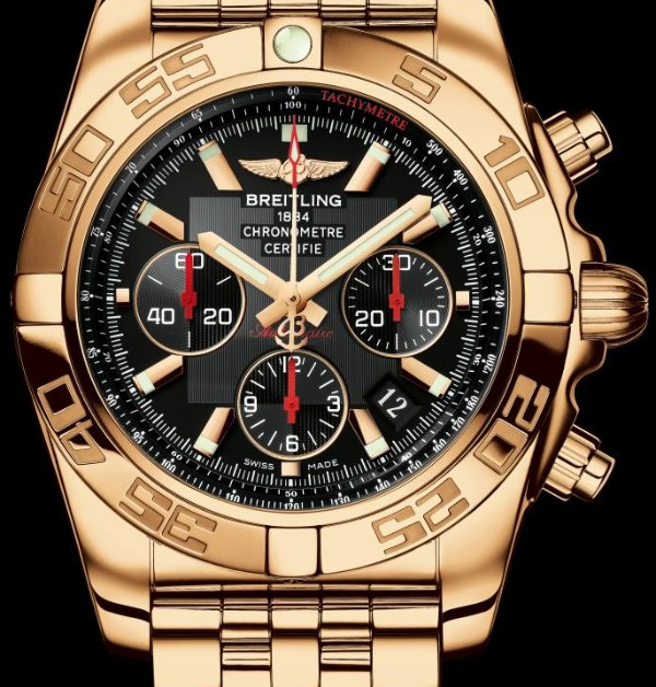 Breitling Chronomat 01 Limited Edition Watch Watches