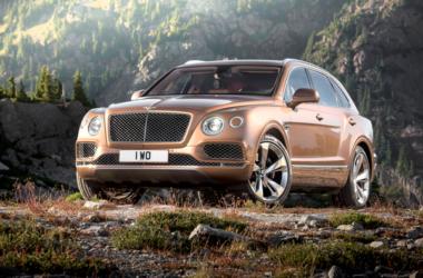 Bentley Bentayga Luxury SUV