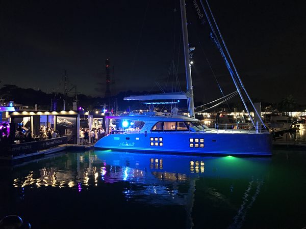 JamesEdition at Singapore Yacht Show 2017