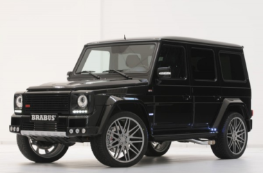 Brabus Builds World's Most Powerful Off-Roader