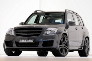 Brabus Busts Out the World's Fastest Street-Legal SUV