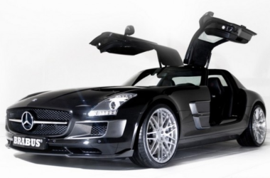 Brabus Unveils Programs for SLS AMG & S 600