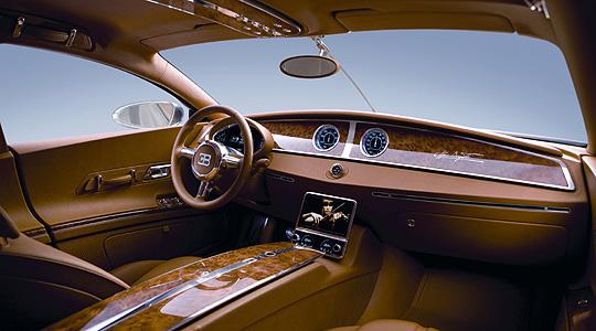 Bugatti Galibier 16C Car & Parmigiani Bugatti Tourbillon Watch: Together In Harmony