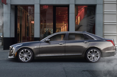 Cadillac Introduced a Long Wheelbase Flagship Called the CT8 in 2015.