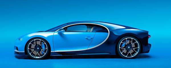 Bugatti's New, All-Conquering Hypercar: The Chiron