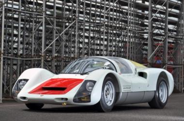 1966 Porsche Typ 906 Carrera Competition Coupé At Auction.