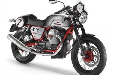Moto Guzzi Launches the V7 Racer