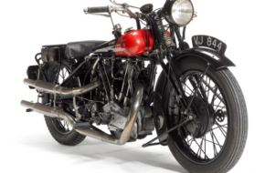 Auction Watch: Rare 1928 Coventry Eagle OHV Flying-8