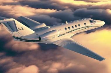 €6.8 Million Cessna CJ4 Prepares for Takeoff