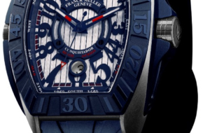 Franck Muller Reggie Jackson Limited Edition Watches