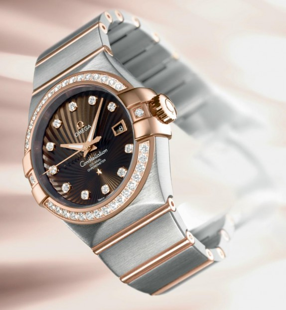 Omega Constellation relaunched - still rubbish