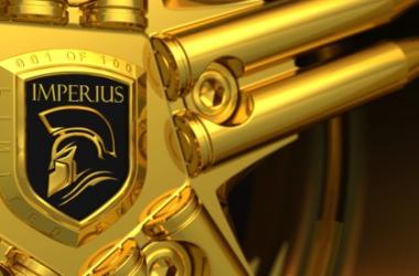 Dartz brings golden-wheeled car to Abu Dhabi