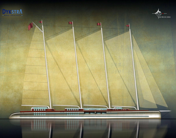 New World's Largest Super Sailer instead of Maltese