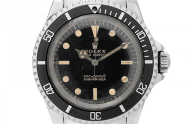 Steve McQueen's Rolex Up for Sale