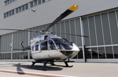 Eurocopter EC145 by Mercedes-Benz