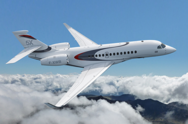 Top 5 Jets for Business Travel