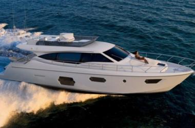 Yacht (R)evolution - The Ferretti 560