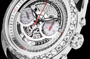 Frederic Jouvenot Automatic Chronograph Evolution Diamond.