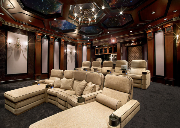 Hollywood At Home Theater