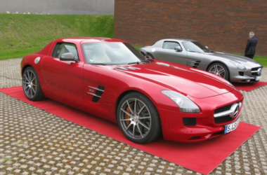 Kristian's corner: The sound of power - B&O and the Mercedes SLS AMG