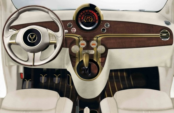 purchase cheap de94a 7ab70 La Dolce Vita Fiat 500 by Fenice Milano on James - (Сars)