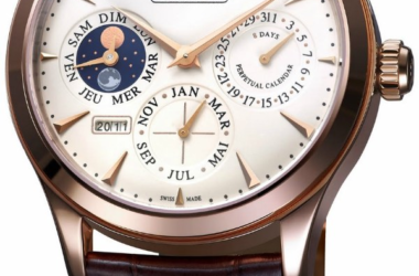 Jaeger-LeCoultre Master Eight Days Perpetual 40 Watch