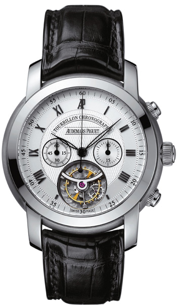 Five white gold watches for connoisseurs on James