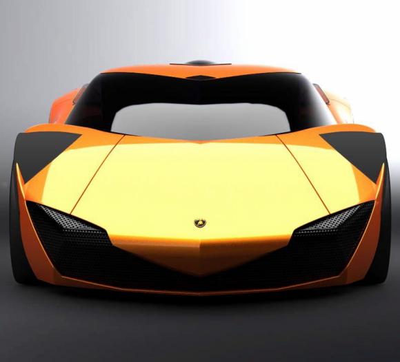 2020 Lamborghini: 2020 Lamborghini Minotauro Concept