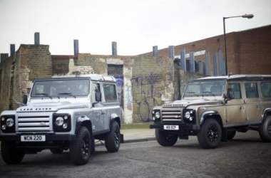 Land Rover Defender X-Tech Ltd.