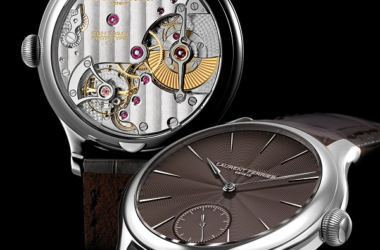 Laurent Ferrier Galet Micro-Rotor Prototype At Only Watch 2011.
