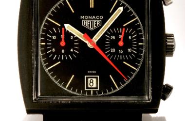 £48,000 Heuer Monaco Tops Haslinger Collection Sale