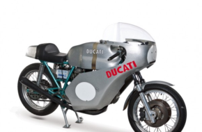 Auction Watch: 1972 Ducati 750SS 200 Miles Imola Racer